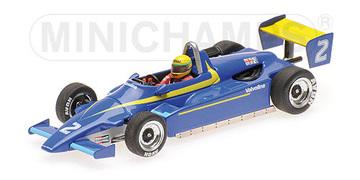 Ralt RT3 Toyota F3 - Ayrton Senna - F3 Test 1982 | Model Racing Cars