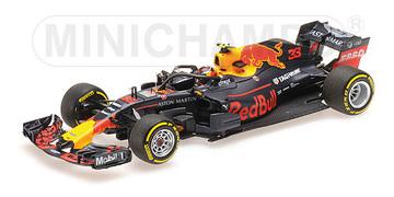 Red Bull Show Car - Max Verstappen - 2018 | Model Racing Cars