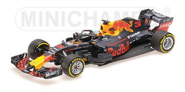 Red Bull Show Car - Daniel Ricciardo - 2018 | Model Racing Cars
