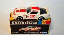 Mazda Savanna RX-7 Racing | Model Racing Cars
