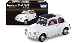 Fiat 500F   Model Cars