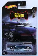 The Batman Batmobile | Model Cars | HW 2019 - Batman 80 Years 6/6 - The Batman Batmobile - Black - Walmart Exclusive