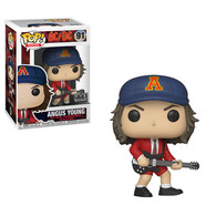 Angus Young (Red Jacket) | Vinyl Art Toys