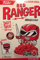 Red Ranger FunkO's (White Box) | Whatever Else