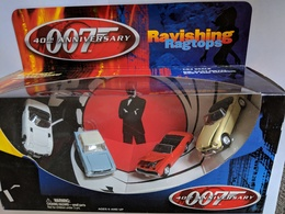 James Bond Ravishing Ragtops | Model Vehicle Sets