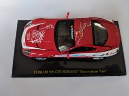 "Ferrari 599 GTB Fiorano ""Panamerican Tour"" | Model Cars"