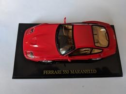 Ferrari 550 Maranello | Model Cars