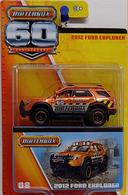 2012 Ford Explorer   Model Trucks