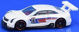 '16 Cadillac ATS-V R | Model Racing Cars | Hot Wheels '16 Cadillac ATS-V R White