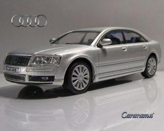 Audi A8 D3 3.7 Quattro | Model Cars