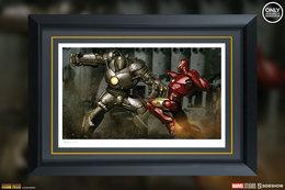 Iron Man VS. Iron Monger | Posters & Prints