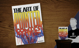 The art of painted comics books d39cd3b2 61ef 43cc a52d 3acca9faacea medium