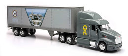 U.s. navy   peterbilt 387 with 40%2527 trailer model vehicle sets 99642155 b5fe 47cb 9a6d 0af9fc08a7f4 medium