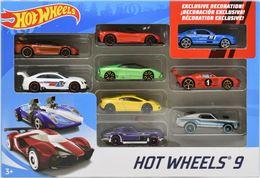 Hot wheels 9 model vehicle sets 59efebd3 b0dc 49e6 9781 c77bc812edc7 medium