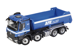 Apb   mercedes benz arocs 8x4 halfpipe dump truck model trucks 28eeb3ea 3926 4029 82db a034b0d235ee medium