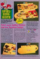 Fahrt eure heißen Reifen mal ins Service-Center | Print Ads