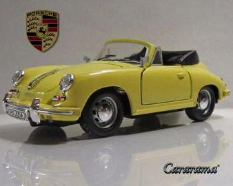 Porsche 356B Cabriolet | Model Cars