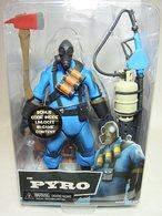 Pyro (Blu) | Action Figures
