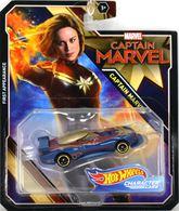 Captain Marvel | Model Cars | Hot Wheels Marvel Comics Captain Marvel