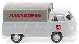 Amazone - 1967 Volkswagen T2 Flatbed With Tarpaulin | Model Trucks