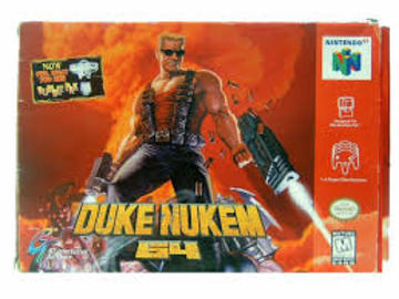 Duke Nukem 64	 | Video Games
