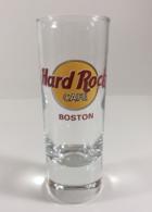 Hard Rock Cafe Boston Tall Shot Glass | Glasses & Barware