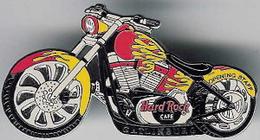 Opening Staff - Harley Davidson Motorcycle   Pins & Badges