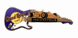 Blue stratocaster guitar with gold indy 500 race pins and badges 0808a4cc 40cd 48aa a0c6 46c0749f07d0 medium