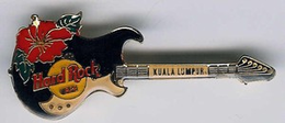 Black fender performer with red hibiscus   enamel pins and badges 3874ff30 8dc2 4e79 8835 f9ebd848afcc medium