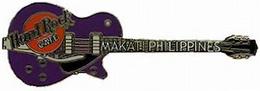 Basic guitar   violet les paul   orange logo pins and badges db8950f5 c729 42e5 b1f0 868fbef6440c medium