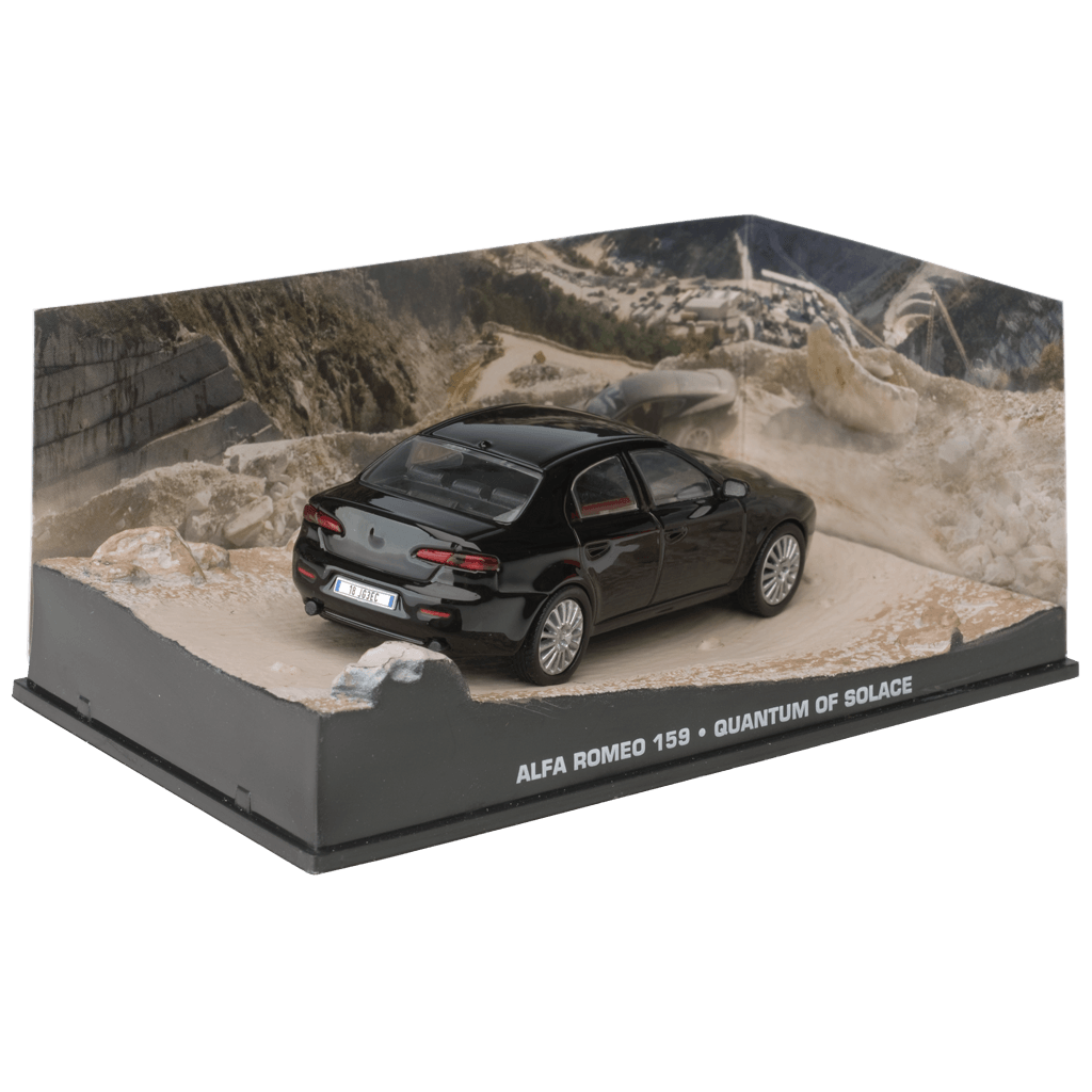 Alfa Romeo 159 - Quantum Of Solace