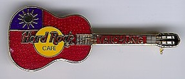 Red Martin Acoustic with Flag Colors - HRC-Logo.. | Pins & Badges