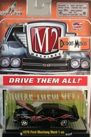 1970 Ford Mustang Mach 1 428   Model Cars
