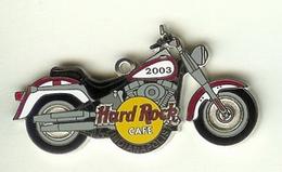 Indianapolis Harley Davidson 100th Ann. Motorcycle | Pins & Badges