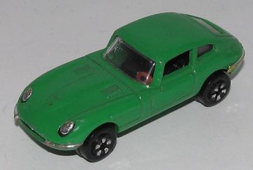 Jaguar E-Type 2+2 | Model Cars