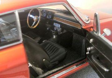 1972 Alfa Romeo Giulia 1.3/1.6 GT Junior | Model Cars