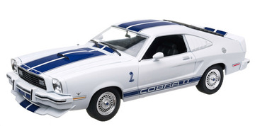 Jill Munroe's Ford Mustang Cobra II | Model Cars
