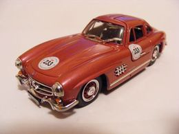 Bang 1%253a43rd scale mercedes benz %252755%2527 300sl %2527gullwing%2527 mille miglia coupe model cars 2468cbaf dec0 4006 93ae 0bb31db46f86 medium