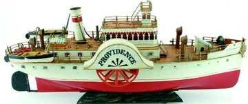 Providence | Model Ships and Other Watercraft