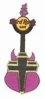 Cross guitar prototype gold coloured pins and badges e5be863e f92b 4e39 86c4 1826c4922c9a medium
