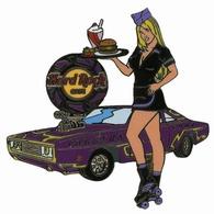 Female server with purple car pins and badges 43dcb4d1 87c5 4975 9a94 cef4fea41449 medium