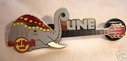 Elephant Guitar | Pins & Badges