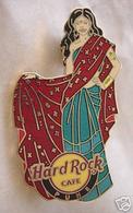 Indian Girl Wearing Sari | Pins & Badges