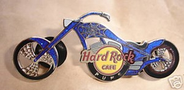Blue Chopper | Pins & Badges