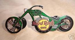 Green Chopper | Pins & Badges