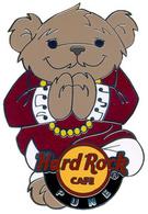 City Bear Pin   Pins & Badges
