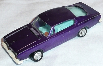 Plymouth Barracuda Formula S | Model Cars