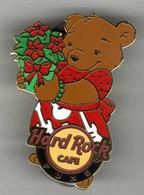 Christmas Bear   Pins & Badges