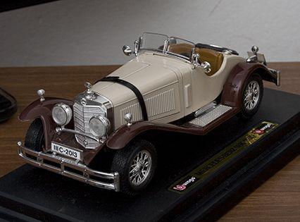 Mercedes Benz Ssk  Model