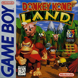 Donkey Kong Land | Video Games